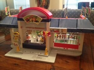 CityLife - Playmobil, 4 sets as boxed lot