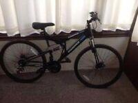 Brand new powerade mountain bike