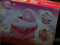NEW Princess Disney BOOSTER CHAIR 6m+ for Baby Girl $15