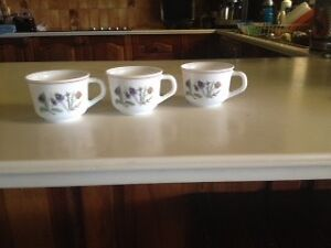Corelle teacups and saucers Pitt Town Hawkesbury Area Preview