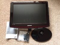 """Samsung LE19A656A - 19"""" Widescreen HD Ready LCD TV - With Freeview"""