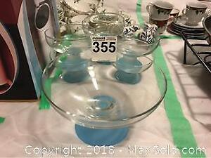 Berry Bowl Set And Vases A