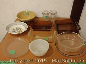 Misc Bakeware And More