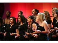 A church need Choir/Gospel singers