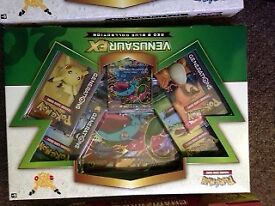 Pokemon Trading Cards - New boxed