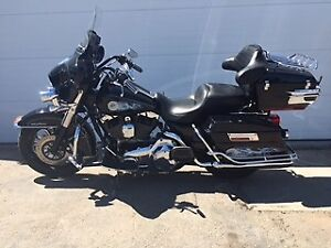 2008 Harley Electraglide Classic, Upgrades 103 CI, Cams, Paint