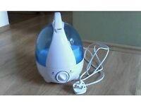 Humidifier ultrasonic 3.5L (Challenge s35u-b)