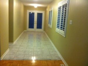 Ontario/Mississauga house for rent