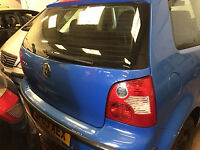2003 VW Polo S 1.2 Petrol Breaking for Parts