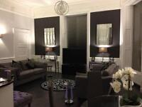 1 bed Flat/Luxury Apartment, VERY LARGE, fully furnished, private parking,central riverside location