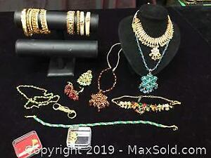 East Indian Costume Jewelry