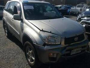 2002 Toyota RAV4 CRUISER Station Wagon wrecking for spare parts . Broadmeadows Hume Area Preview