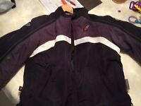Motorcycle jacket - 3-in-1 Size M