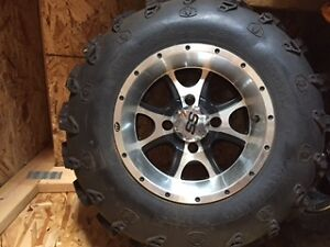 UTV Side by Side Tires and Rims