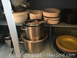 Pots Bakeware and More B