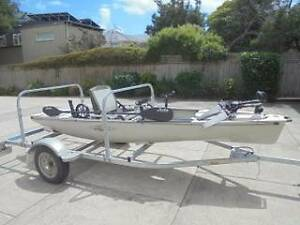 HOBIE PRO ANGLER 14, HOBIE TRAILER Mornington Mornington Peninsula Preview