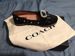 Coach Moccasin shoes