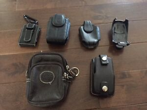 Variety of Phone cases and camera case