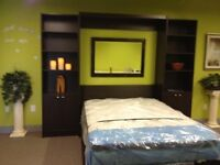 Murphy Beds. NEW!! ECOWALLBEDS.