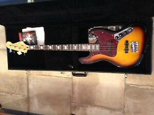 Fender jazz bass copy