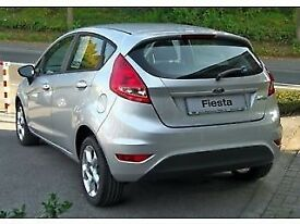 Genuine 07-2012 Ford Fiesta rear lights (pair)