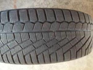 Continental Extreme winter contact tires w/ steel rims Cambridge Kitchener Area image 4