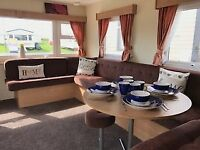 6 Berth Pre Owned Holiday Home At Sandylands On The West Coast Of Scotland with fees inc till 2019