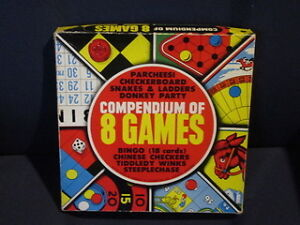 Games and Puzzles 4.00 each item