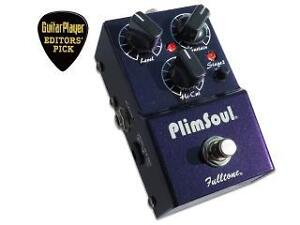 Distortion/Overdrive Pedal