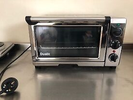 Dualit 89200 Mini Oven, 18 L, 1300 W – Chrome and Stainless Steel