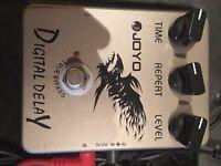 Joyo Ditigal Delay Guitar FX Pedal