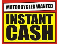 MOTORCYCLES WANTED. NON RUNNERS. MOT FAILURES. SCRAP MOTORCYCLES WANTED. FREE COLLECTION SCOTLAND