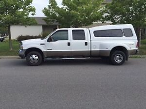 2003 Ford F-350 Super Duty Crew Cab - Immaculate Condition