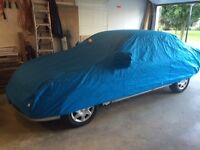 RTX 4 layer woven car cover