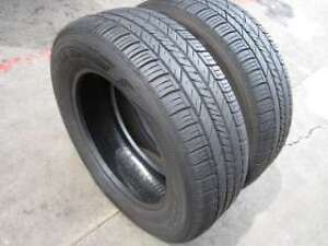 185/65R15 Set of 2 Goodyear Used Free Inst.&Bal.85%Tread Left