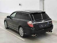 2007 Subaru Legacy 2.0l GTB TWIN SCROLL TURBO Semi Auto Estate Petrol Automatic