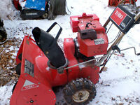 Snow Blower for Sale $300 and UP also to Tune-ups