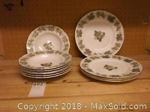 Royal Worcester China A
