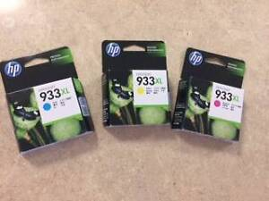 HP Genuine Ink Cartridges 933XL - Brand New George Town George Town Area Preview