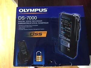 Olympus DS7000 Digital Voice Recorder