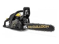 brand new chain saw £145.00 cost £379.99 may swap or px