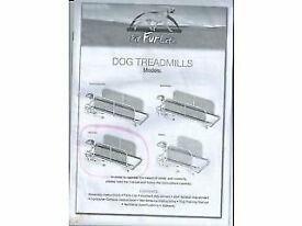 fit fur life dog treadsmill