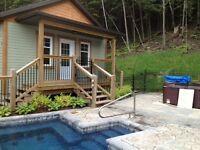 Connexion spa,piscine ,thermopompe piscine