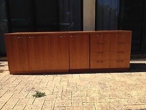 Credenza For Sale Perth : Office credenza in perth region wa furniture gumtree