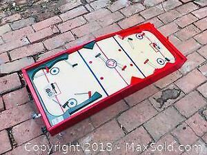 Munro Hockey Game