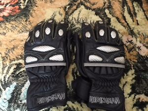 Ridinggear motorcycle gloves!