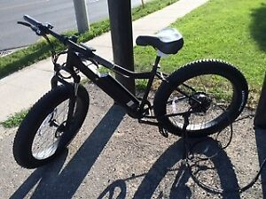 Tundra Electric Fat Bike-Save $500