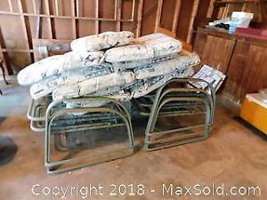 Garden Chairs A