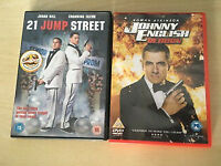 Johnny English and 21 jump street