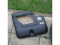 Mk4 V W Golf 2 Ltr Engine Cover - In Excellent Condition £13